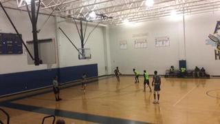 Texas Elite Basketball - Swift defeats Baller Basketball, 55-25