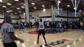 CABC/The Drew emerges victorious in matchup against West Coast Warriors, 49-46