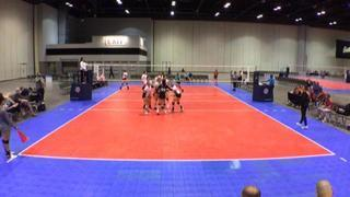 Asics KIVA 18/17 White wins 2-0 over Asics Munciana Piranhas