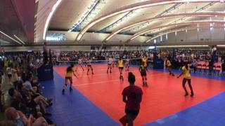 Things end all tied up between CHR 15 National and Reach Aspire