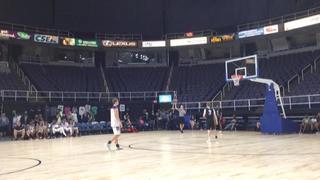 Niagara District picks up the 67-59 win against Team Pennsylvania Larson