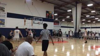 CABC/The Drew with a win over Evolution (Bakersfield), 64-40