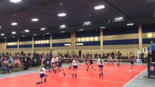 Utah Storm 18s Power wins 2-1 over PRVC Wenett U18