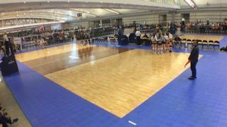 PAVC - NC 14 Emerald wins 2-0 over TeamD 14-White