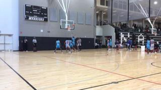 DCA 2.0 Stacey picks up the 54-45 win against N.O. Elite