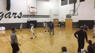 carolina ballin 66 Mid State Magic Sports 9th Grade 57