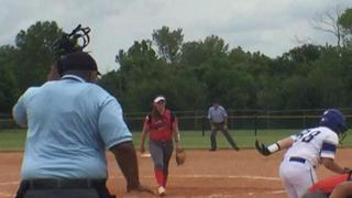Things end all tied up between Central Florida Eagles Select Rip-It 16u and Extra Innings 16U FTW