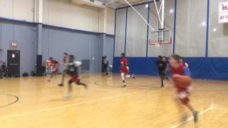 Fort Worth Young Warriors defeats Sixers 16U, 39-29