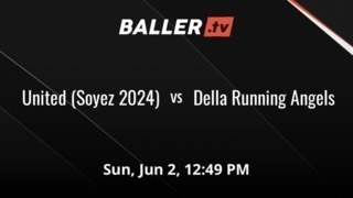 United (Soyez 2024) vs Della Running Angels