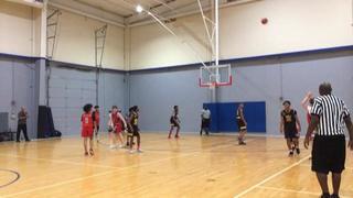 Kingsmen Basketball Team 64 BYG Elite 2023 61