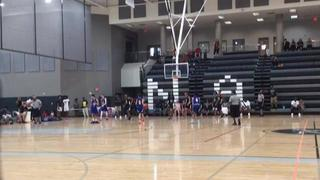 Double Trouble Black steps up for 58-56 win over GSW Black 2023