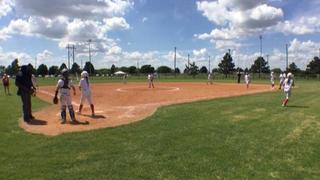 USSSA Pride Elite/Hype - Watts emerges victorious in matchup against Oklahoma Bombers 16U - Aud, 6-2