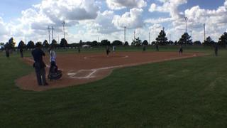 Oklahoma Bombers 16U - Aud getting it done in win over Clash Fastpitch, 11-2