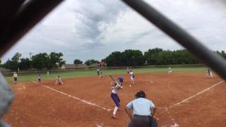 Things end all tied up between 2006 Texas Glory (RWB) and Texas Bombers 12U Gold