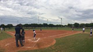 It's a wash between Texas Lady Aces 12u and Colorado Cougars 06'