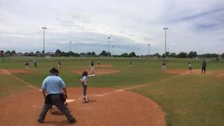 Franchise 08 emerges victorious in matchup against Diamond Express 10U - Hambric, 7-6