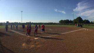 It's a wash between Oklahoma Pure Fastpitch 14U- Melson and NM Outlaws