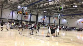Team United Floyd Platinum with a win over Advanced 2 Athletics All Ohio Red AOT (Chan), 73-49