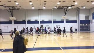 TSK Mike defeats RTX Hoop Red 2020, 84-37
