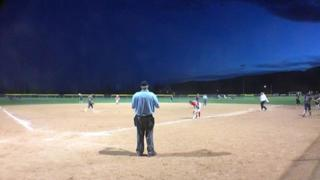 Colorado Warriors - Wager takes USSSA Pride Elite/Hype - Watts to the woodshed in 10-0 shutout victory