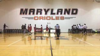 Maryland 3D defeats Shots Up Basketball, 47-35