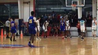ABC Young Lions 15u White puts down Hoopville Warriors with the 50-37 victory