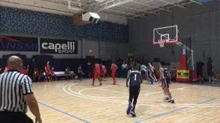 Ohio Phenom Academy (OH) wins 50-41 over Bull City Nets (NC)