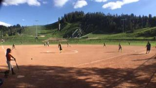 Utah Fastpitch Club - George picks up the 9-6 win against MT Xtreme