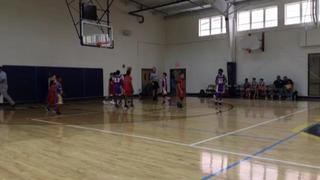 Young Bucks (NY) with a win over Ohio Phenoms Academy (OH), 50-39
