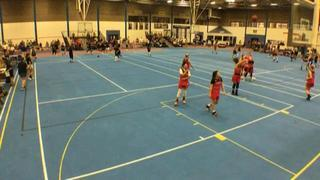 MN Heat Young 10u puts down Playmakers - (10U) with the 41-21 victory