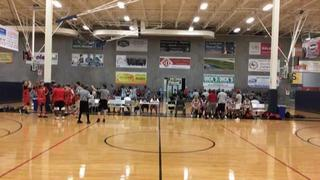 Tx. Rebels Elite Red wins 47-37 over Playmakers 2022