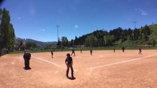 Rocky Mountain Thunder-Schmidt with a win over Bullets 12U - Baca, 9-7