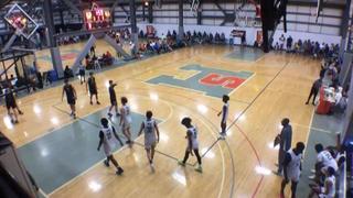 NY Jayhawks Silver 58 KING Hoops 47