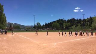 Utah Fastpitch Club - George with a win over Rocky Mountain Thunder-Schmidt, 14-2