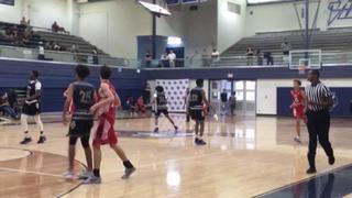 Texas Elite Mel 17 wins 62-57 over HD Toros Elite