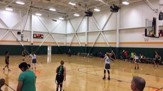 Kentucky Elite 36 Team Carolina 30