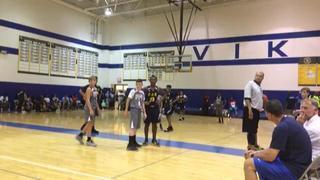 Knights Basketball 6th Montandon wins 45-44 over Team FOE