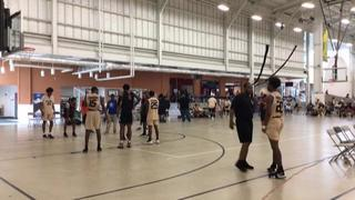 EBC Fire getting it done in win over Ballers U, 47-45