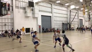 Walkersville- Lions defeats Man II Man Soldiers - 7th Grade, 43-37