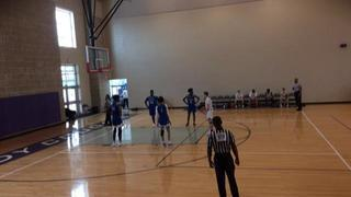FW Jayhawks - Holman with a win over Houston Rebels, 45-39