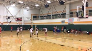 Chattanooga Elite - Grey defeats GVU, 58-57