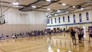 Minnesota Elite with a win over MN Heat Waldbillig, 47-26