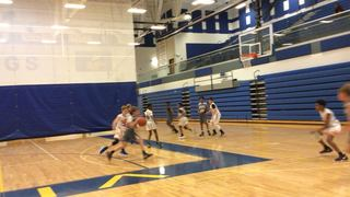 Knights Basketball 6th Montandon wins 42-24 over 3D Metro