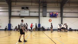 Lightning - Morales (NY) puts down Metro Boston with the 53-42 victory