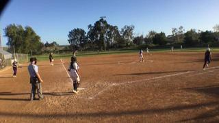 I-5 Softball 12u North defeats California Grapettes 06, 10-2