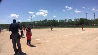 Things end all tied up between Illinois Chill Gold 16U and Nationals