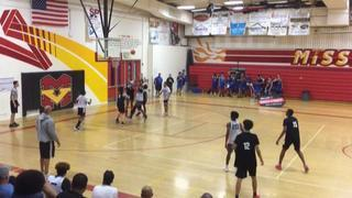 Roosevelt gets the victory over Pasadena, 69-49