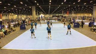 Academy 12E Bobcats (IN) wins 2-0 over Dunes 12 Black (IN)