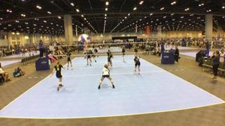 Academy 12E Bobcats (IN) 2 Team Indiana Elite 121 (IN) 1