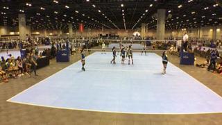 Borinquen Coqui Mildred (PR) defeats Missouri Juniors 11U (MO), 2-0